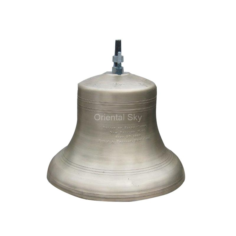 Custom Bronze Church Bell